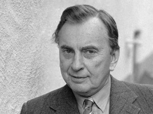 Gore Vidal april 6th